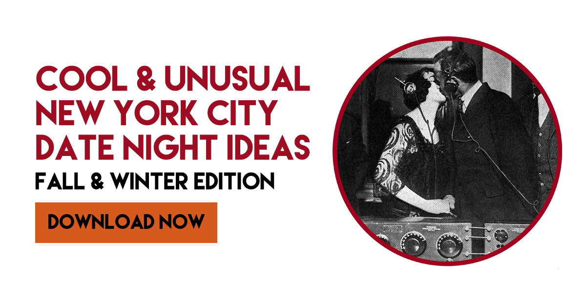 new york magazine date ideas
