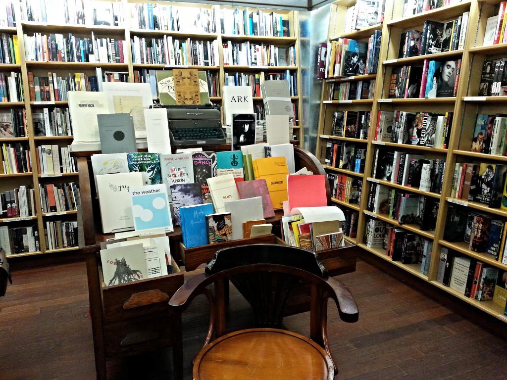 McNally Jackson Bookstore