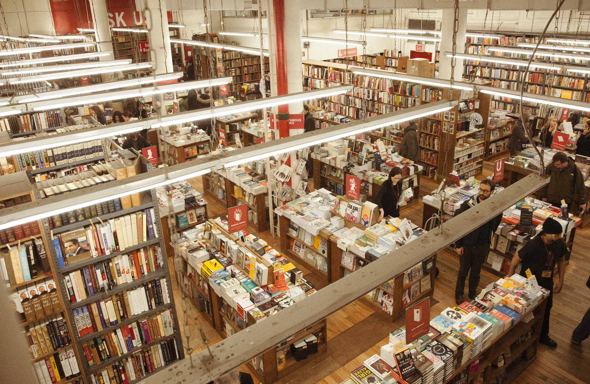 5 of the best bookstores in lower manhattan washington square hotel. Black Bedroom Furniture Sets. Home Design Ideas
