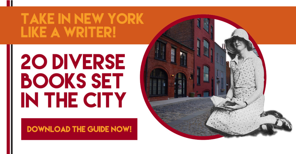 20 Diverse Books Set in the City - Download the FREE ebook now!
