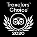 Trip Advisor Travelers' Choice 2020