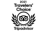 Trip Advisor Travelers' Choice 2021