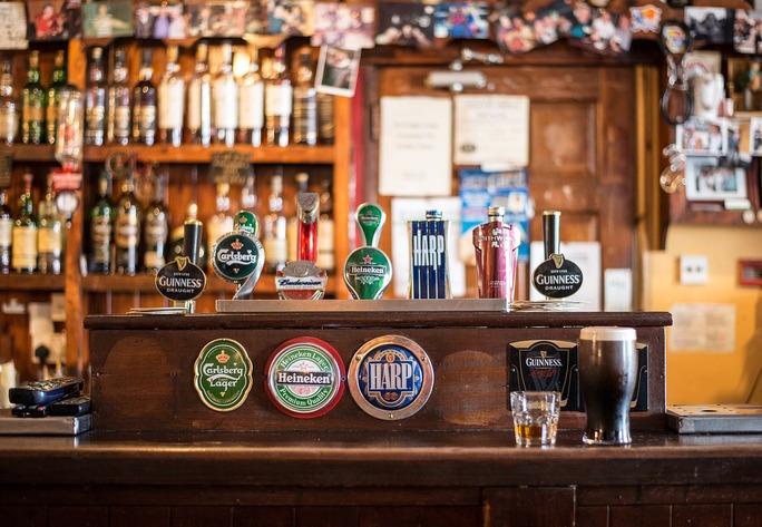 NYC Irish Pubs