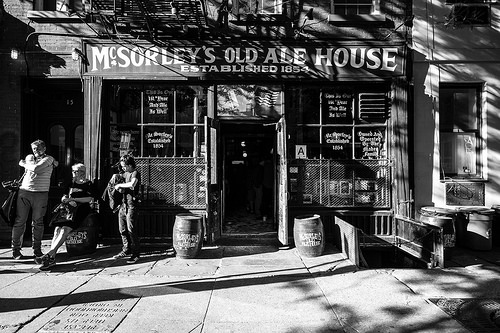 Where to lift a pint on St Patrick's Day Mc Sorleys