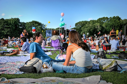 Philharmonic Concerts in the Park