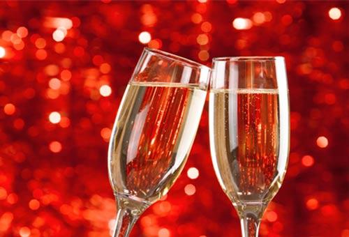 Champagne-Toast-Happy New-Years