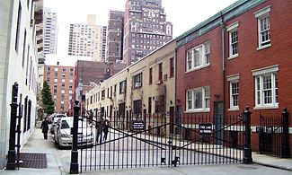 Things you dont know about NYU and Greenwich Village Washington Mews
